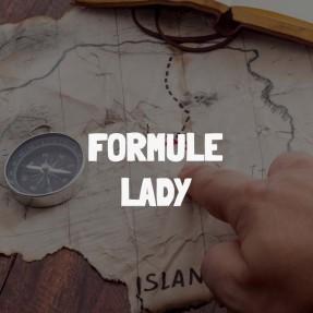 Chasse au trésor formule Lady